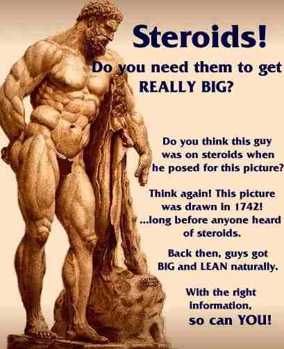 steroid users quotes